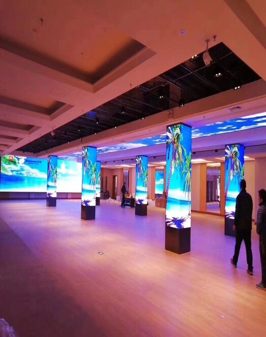 Hospitality LED Screen For Indoor Luxury Events