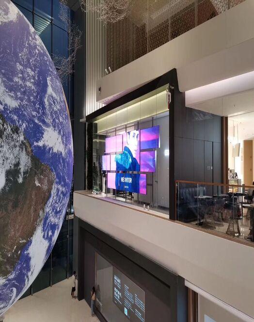 Hospitality LED Screen For Office Establishments