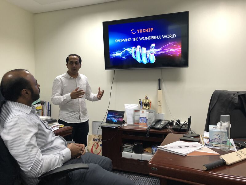 LED Display Screen Price In UAE