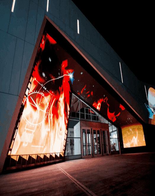 LED Giant Screen