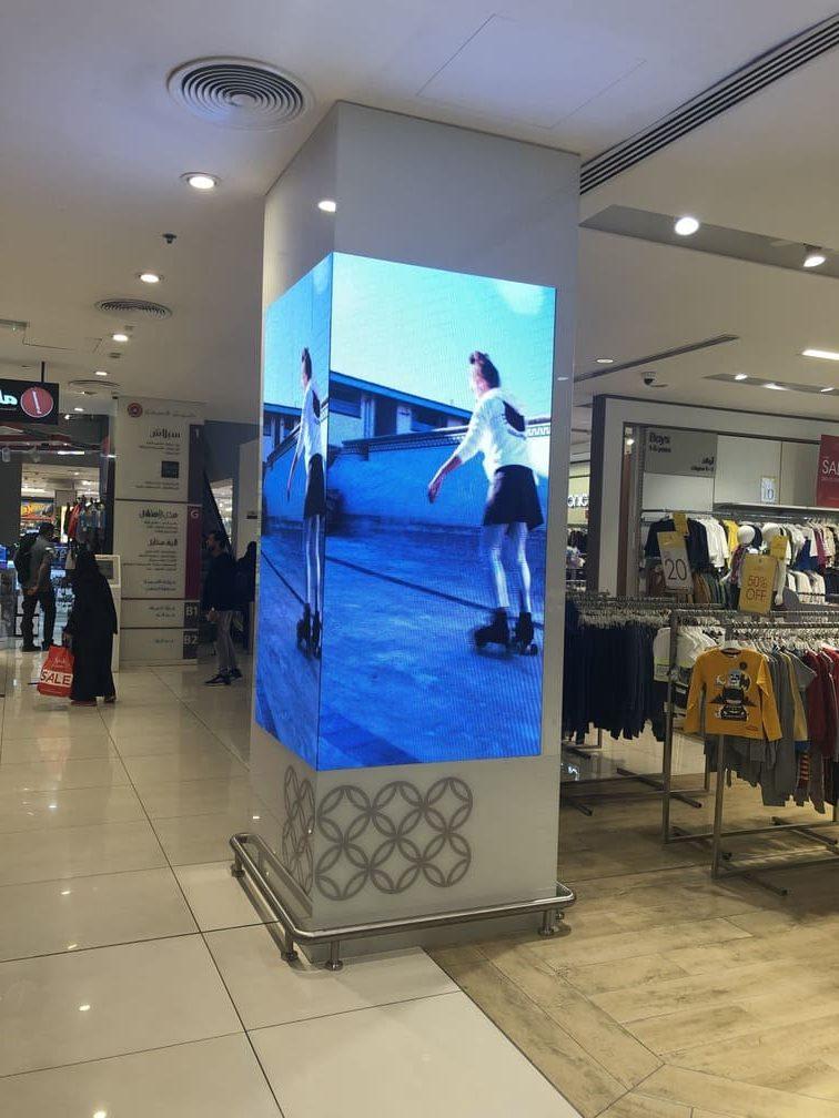 LED Screen Dubai