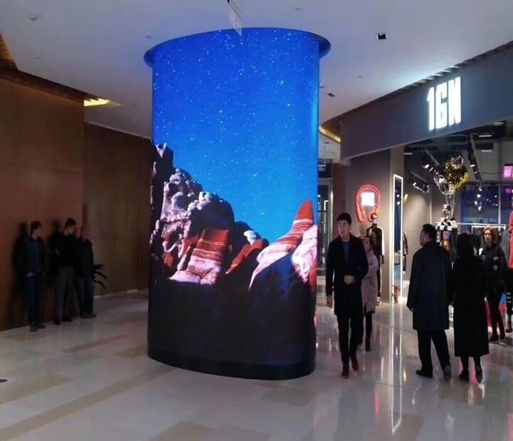 LED Screen For Restaurant