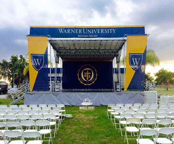 LED Screen For University