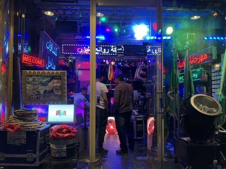 LED Screen P3