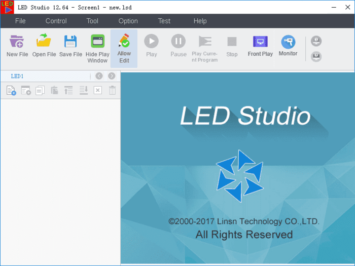 LED-Studio-Software