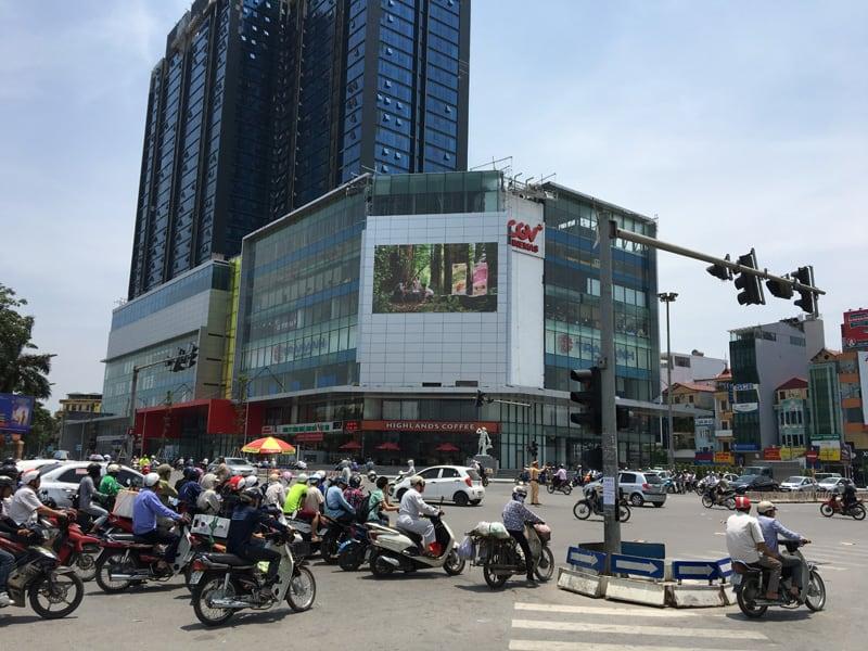 Vietnam Outdoor Advertising LED
