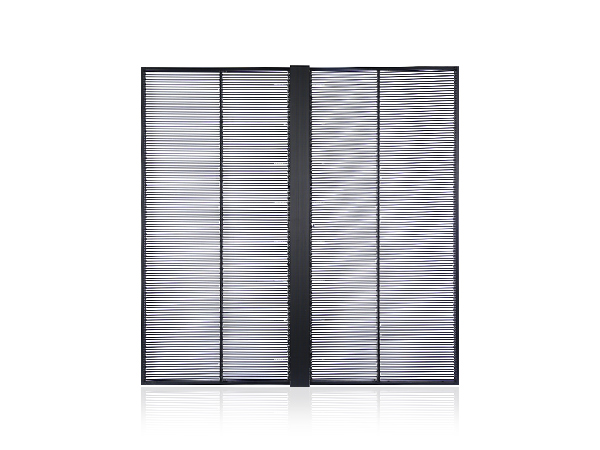 Transparent LED Video Screen