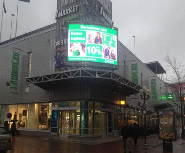 Commercial LED Screen Price
