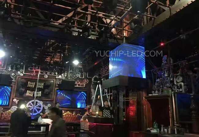 DJ LED Display