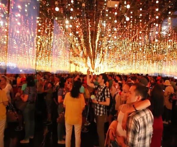 LED Ball Astana