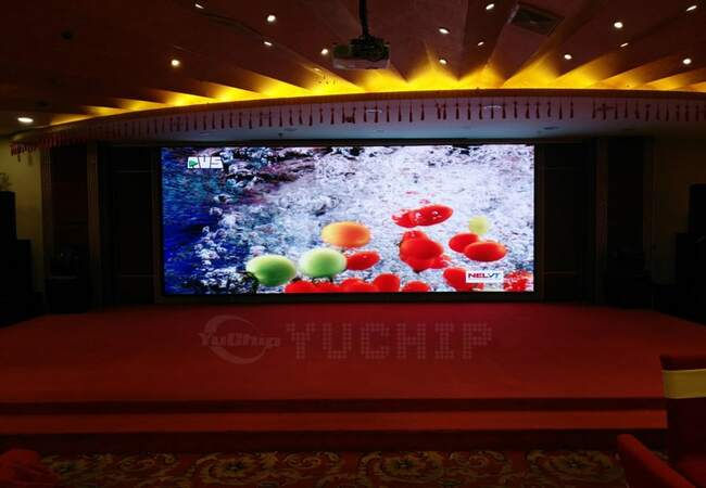 LED Display Board For Hotels