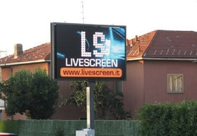 LED Display Italy
