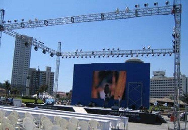 LED Panel Screen Rental