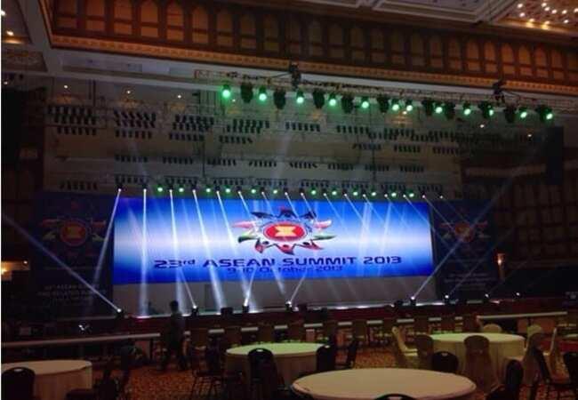 LED Stage Display