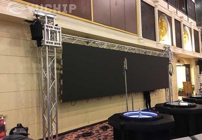 Laos LED Display