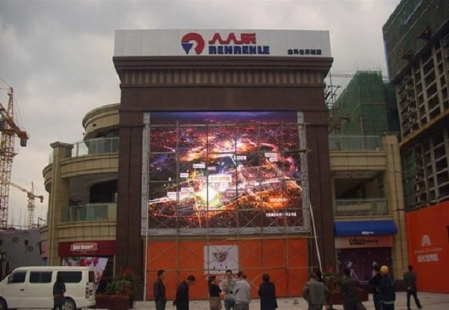 P10 SMD LED Screen