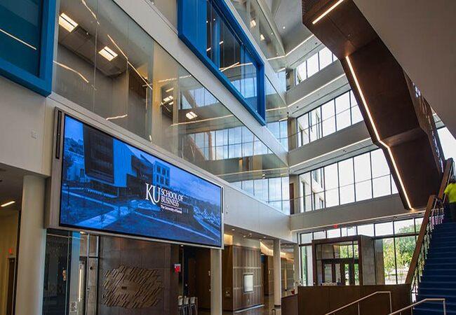 P10 University LED Screen