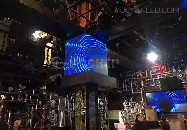 P4 DJ LED Panel