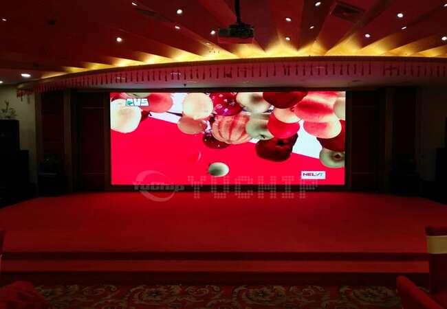 P4 Hotel LED Display