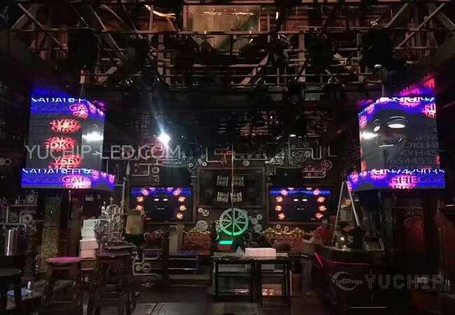 P4 LED Panel In Shanghai