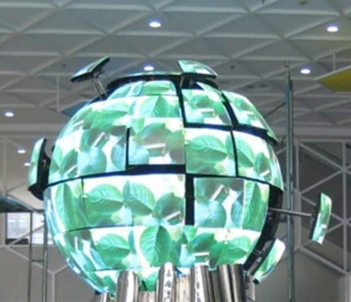 P6 LED Ball Display