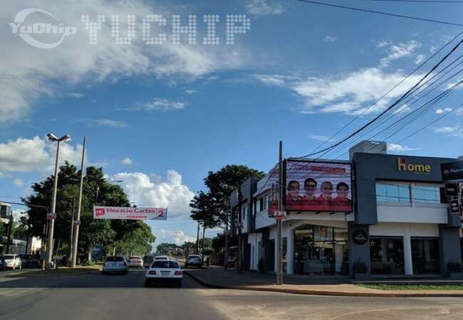 Pantallas LED Para Publicidad Paraguay