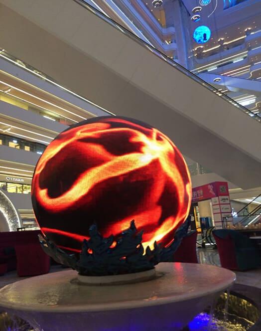 Sphere Display