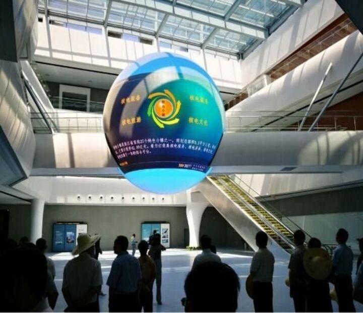 Sphere Screen LED