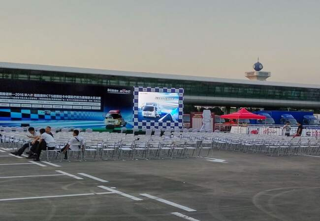 Stage Background LED Screen