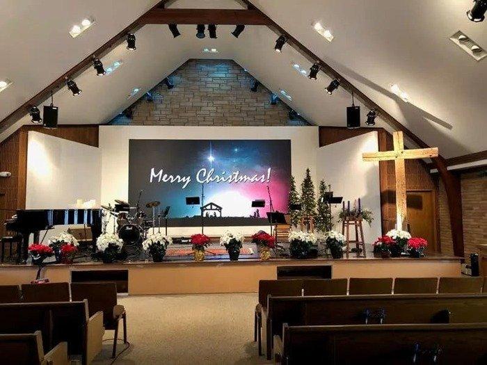 Church LED Screen