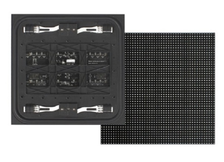 Front Maintenance LED Display