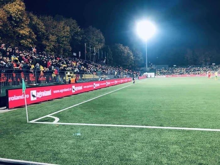 Stadium LED Screen In Romania: A YUCHIP Project