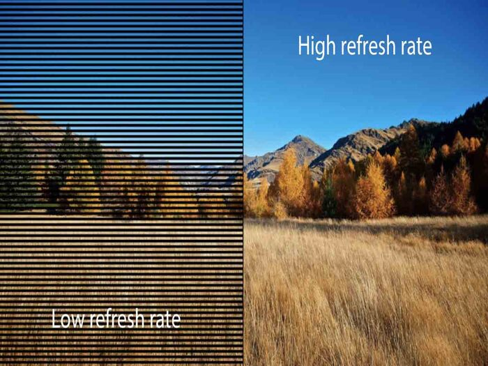 How To Improve My LED Screen Refresh Rate