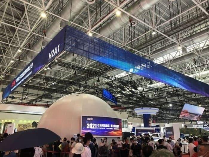Transparent LED Display For Trade Show